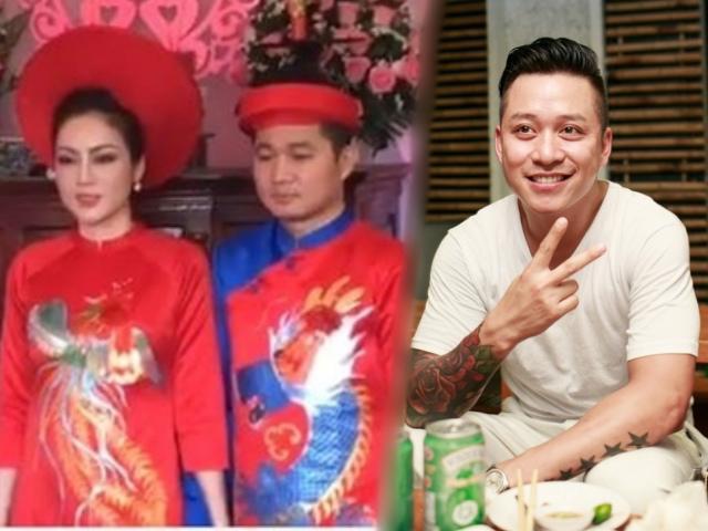 Tuấn Hưng về tận Cà Mau để dự đám cưới ca sĩ Lâm Vũ và Huỳnh Tiên