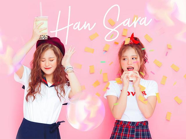 Han Sara: Từ hot girl Hàn Quốc đến truyền nhân xứng đáng của Đông Nhi