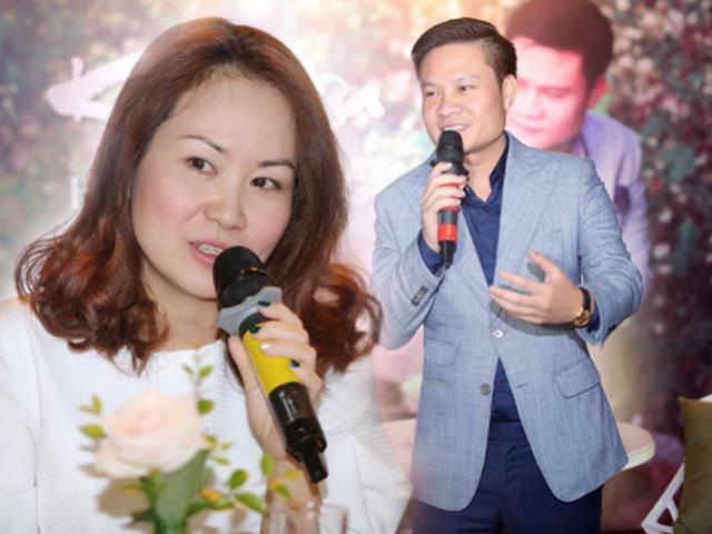 Bà xã Sao Mai Hoàng Tùng xúc động nhắc lại khoảng thời gian chồng bị u não