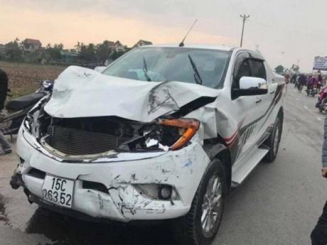 """Lời kể của nhân chứng vụ tài xế xe """"điên"""" tông chết 2 nữ sinh rồi bỏ chạy"""