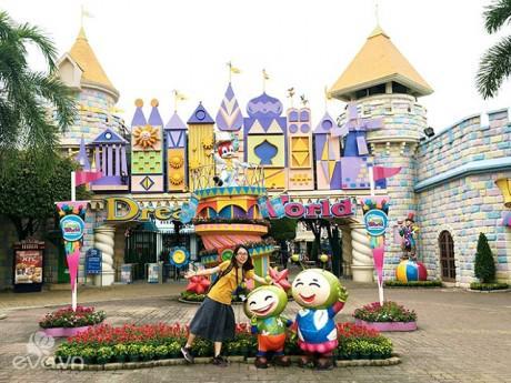 Tất tật kinh nghiệm vui chơi ở Dream World – Bangkok vui quên lối về
