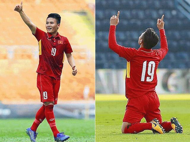 Bạn gái đẹp mơn mởn của ngôi sao sáng chói U23 Việt Nam
