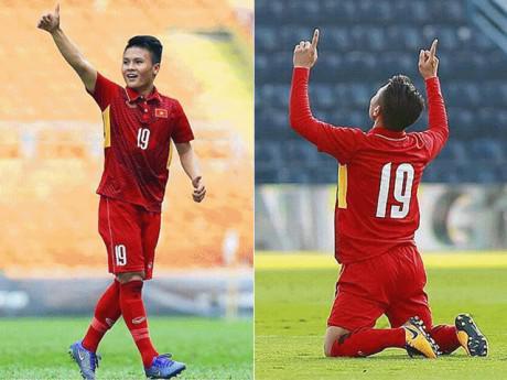 """Bạn gái đẹp mơn mởn của """"ngôi sao sáng chói"""" U23 Việt Nam"""