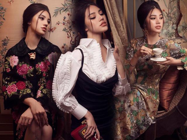 Hoa hậu Hội con nhà giàu: Muốn đẹp phải chịu khổ, cả ngày chỉ ăn rau với rau