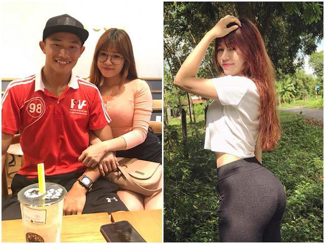 Gặp bạn gái nóng bỏng hơn 6 tuổi của thủ môn Phan Văn Biểu