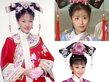 Đường tình trái ngược của 3 nàng Hạ Tử Vy của Hoàn Châu cách cách năm nào
