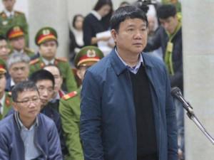 Tòa tuyên án ông Đinh La Thăng 13 năm tù, Trịnh Xuân Thanh chung thân
