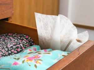 Tạm biệt quần áo ẩm mốc, bốc mùi nhờ những vật dụng hết sức quen thuộc