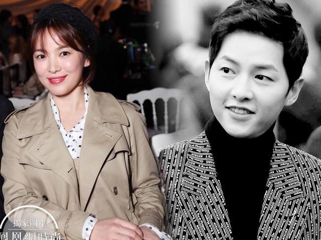 Hậu kết hôn, Song Joong Ki được khen nam tính, Song Hye Kyo ngày càng xinh như búp bê