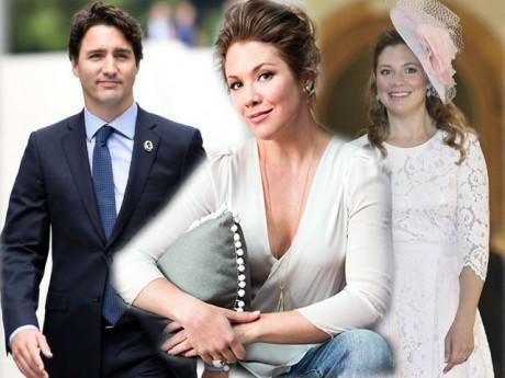 """Phong cách quyết """"không kém chồng"""" của phu nhân Thủ tướng Canada"""