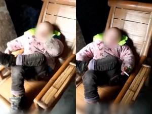 Cậu bé 4 tuổi phì phèo thuốc lá như người lớn khiến ai xem video cũng sững sỡ