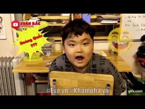 """""""Chết cười"""" màn bình luận và dự đoán kết quả cho U23 Việt Nam của 2 con trai Xuân Bắc"""