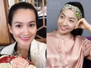 Tư vấn làm đẹp - Tuyệt chiêu ăn gian tuổi của các hot mom Việt
