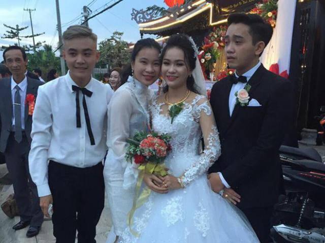 Anh chồng khóc như mưa giữa đám cưới suýt bị bố mẹ vợ từ chối vì thấy trẻ, đẹp trai