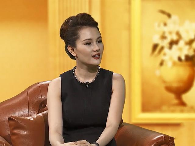 MC VTV Huyền Châu: Đôi khi chính người đàn ông đã đẩy vợ mình ra xa