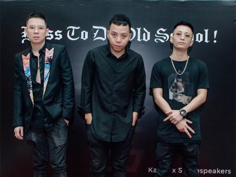 """Soobin Hoàng Sơn """"đọ sức"""" cùng Hoàng Tôn, Touliver trong đêm nhạc underground"""