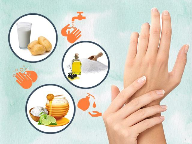 Quy trình chống lão hóa da tay hàng ngày cho tuổi 20