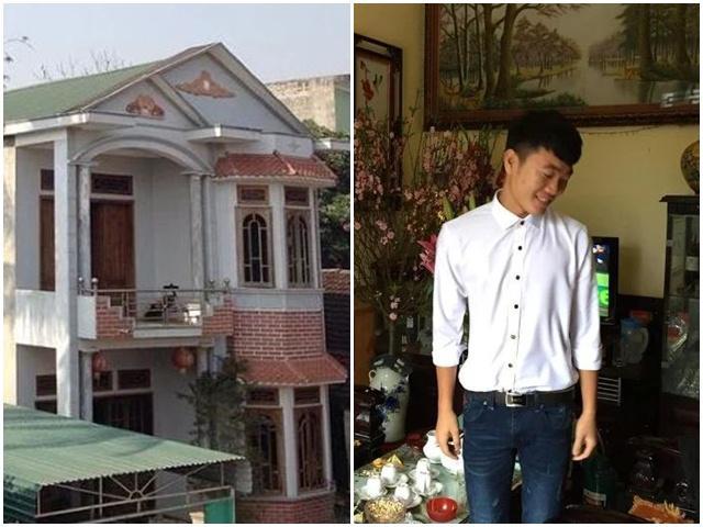 Bất ngờ trước ngôi nhà ở phố núi của chàng đội trưởng U23 Việt Nam được ví như trai Hàn