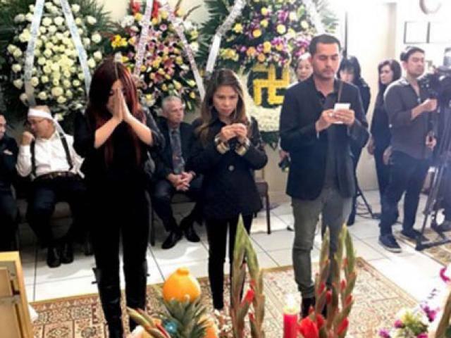 Nghệ sĩ Văn Chung qua đời tại Mỹ, vợ cũ Bằng Kiều và Đức Tiến đau xót đến viếng