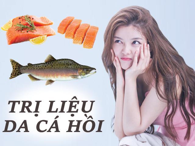 Liệu trình da cá hồi - bí quyết giúp làn da gái Hàn căng bóng, mịn màng không tì vết!
