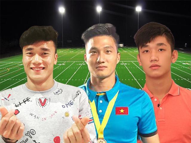 1001 kiểu tóc giúp U23 Việt Nam đốn tim chị em phụ nữ