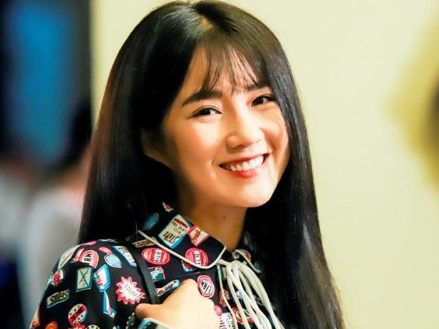 Hot girl Em chưa 18 Kiều Trinh trở thành nữ chính Ông Ngoại Tuổi 30 bản Việt