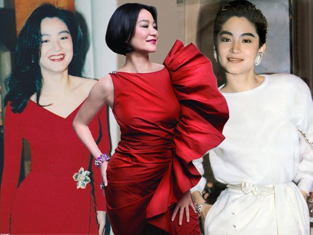 Một trong tứ đại mỹ nhân màn ảnh Hong Kong, U70 vẫn sành điệu như thời thiếu nữ