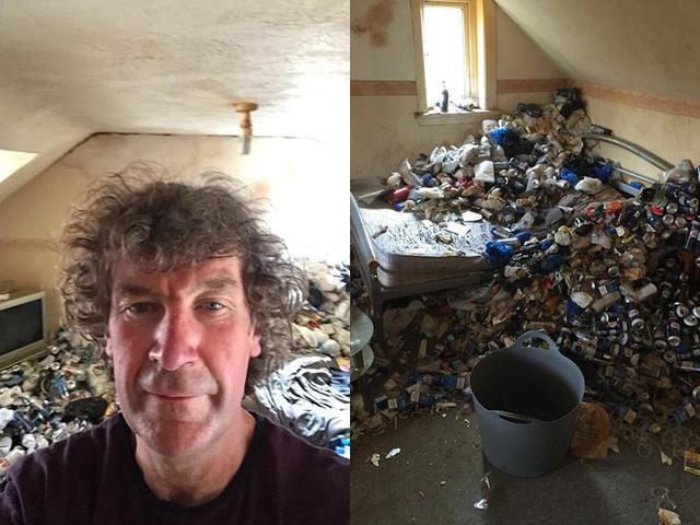 Cho thuê nhà 12 năm, chủ nhà khóc thét khi được trả lại nhà như bãi rác khổng lồ