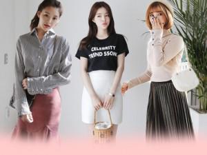 Chán váy ôm cơ bản, các nàng công sở hãy sắm cho mình những mẫu váy mới nhất 2018!