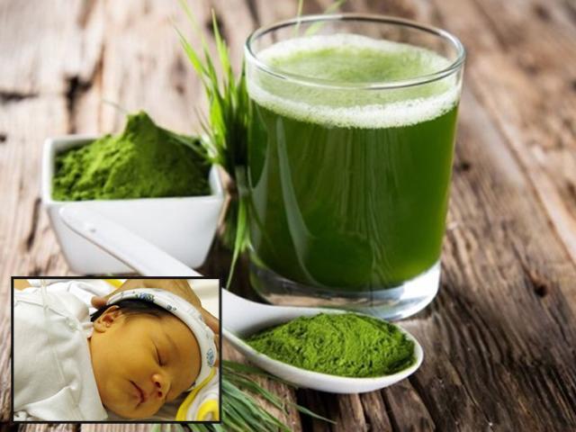 Trẻ sơ sinh bị vàng da mẹ nên ăn gì để con nhanh hết bệnh?