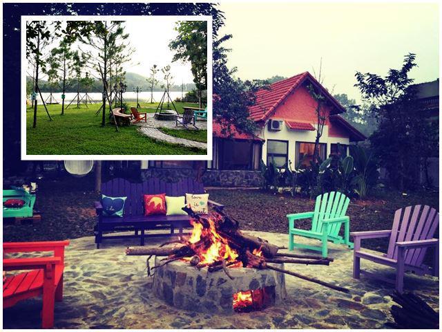 Thả hồn trong nhà vườn thơ mộng 3000m² như resort của nữ biên tập viên VTV xinh đẹp