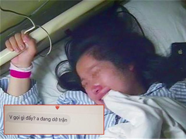 Xôn xao chuyện chồng bỏ mặc vợ sắp sinh nhập viện vì đang dở trận game