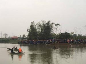 Đuối nước thương tâm ở Bắc Giang: 3 bố con cùng bác họ tử vong khi về quê tảo mộ