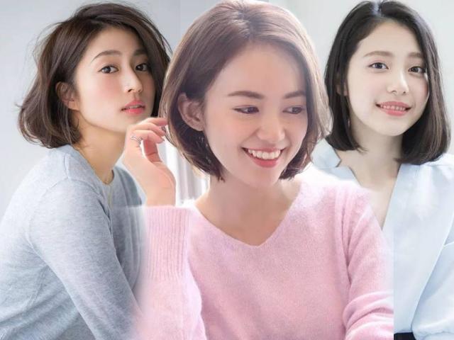 10+ kiểu tóc ngắn 2018 phong cách Hàn Quốc hợp với mọi khuôn mặt!