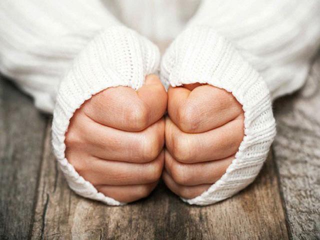 Cách khắc phục tay chân lạnh