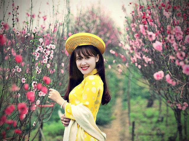 Những địa điểm chụp ảnh đẹp nhất ở Hà Nội dịp Tết này