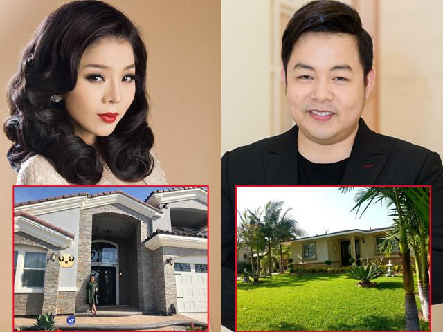 Choáng với khối tài sản của cặp đôi mắm Việt - pate Pháp Lệ Quyên và Quang Lê
