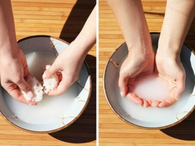 Hóa ra nước vo gạo không chỉ để làm đẹp mà còn giúp nhà cửa sạch bong thế này