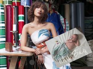 Người mẫu Trang Khiếu bất ngờ khoe em bé mới sinh cùng bạn trai ngoại quốc
