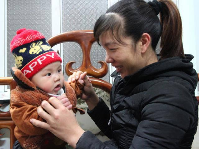 Bé trai chào đời nặng 7.1kg đạt kỷ lục ở Việt Nam đón cái Tết đầu tiên như thế nào?