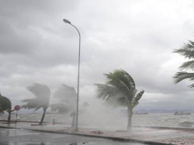 Những ngày giáp Tết Nguyên Đán 2018, biển Đông có thể xuất hiện cơn bão số 2