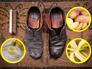 Mẹo làm sạch và bảo quản giày da ngay trong tết mà chị em cần phải biết!