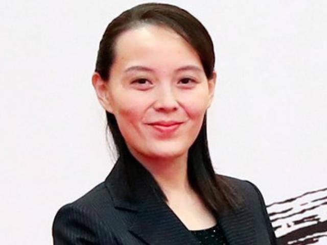 Em gái lãnh đạo Kim Jong-un đang làm Thế vận hội Mùa đông