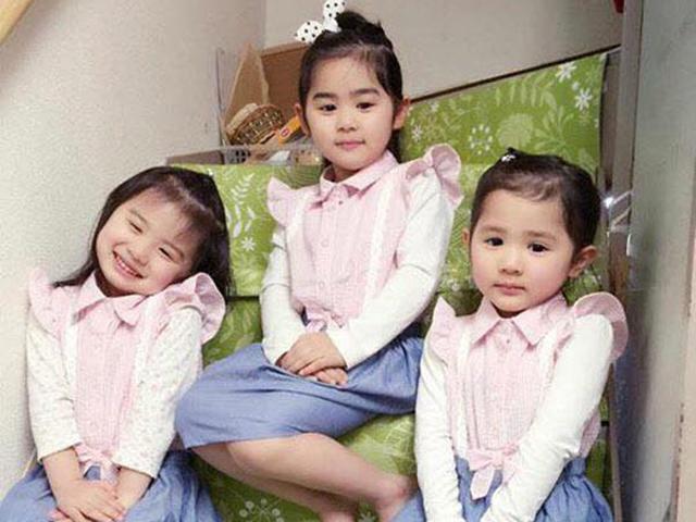 Mẹ Việt ở Nhật một mình nuôi 4 con gái, cứ ra đường là được người Nhật khen nức nở