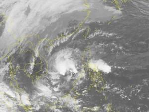 Chiều 26 Tết, bão Sanba giật cấp 11-12 đang tiến nhanh vào Biển Đông
