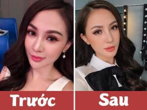 Xuất hiện khác lạ trước thềm năm mới, Kelly Nguyễn lại dính nghi án dao kéo?