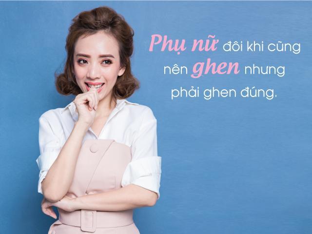Hoa hậu hài Thu Trang: Đối với đàn ông, vợ mình thì mình nên sợ!