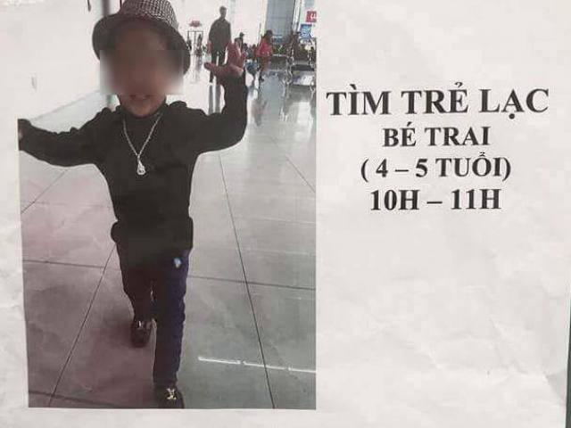 Tìm thấy thi thể bé trai 5 tuổi mất tích cùng chiếc Iphone 7 cách nhà 100 mét