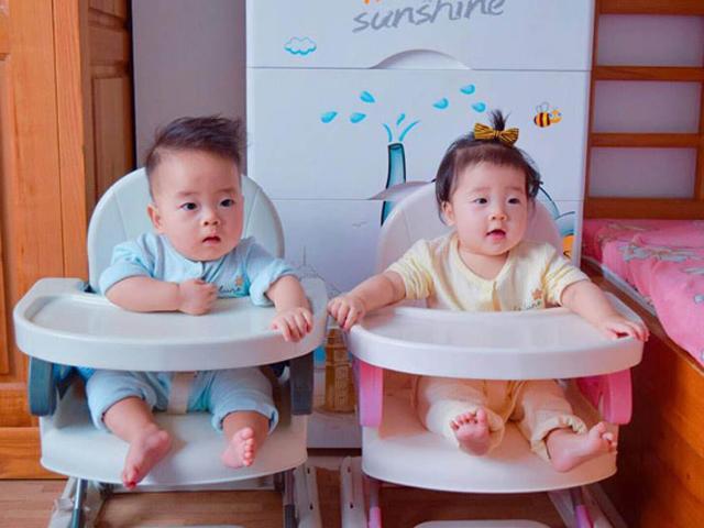 Cô giáo mầm non nuôi con sinh đôi ăn dặm kiểu Nhật: Con lớn khỏe, mẹ nhàn nhã