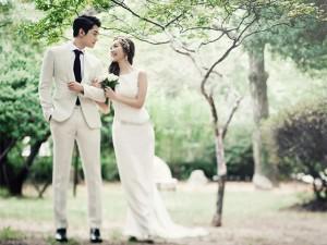Em chọn đảo Jeju làm nơi chụp ảnh cưới của chúng mình